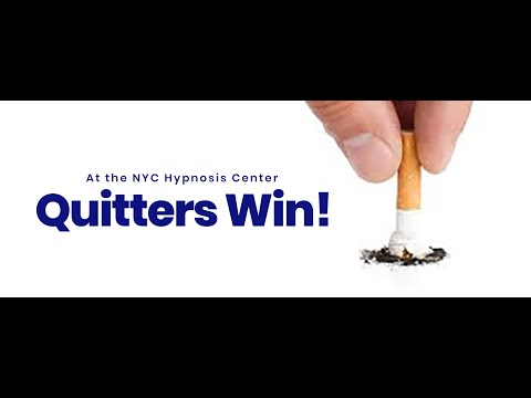How to Stop Smoking with Hypnosis in New York City