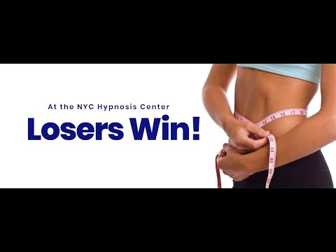 How to lose weight with hypnosis in New York City