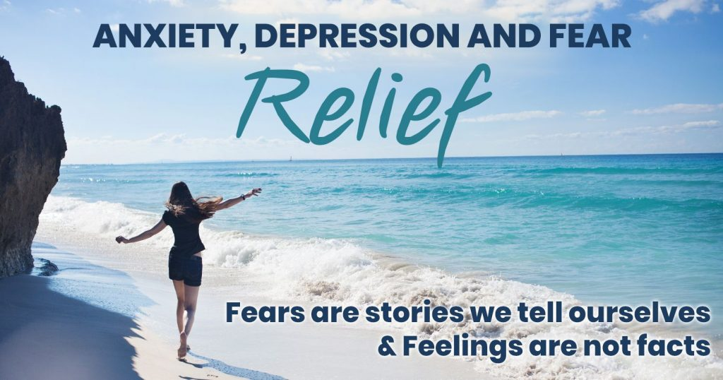 Hypnosis works for Anxiety Depression Fears NYC