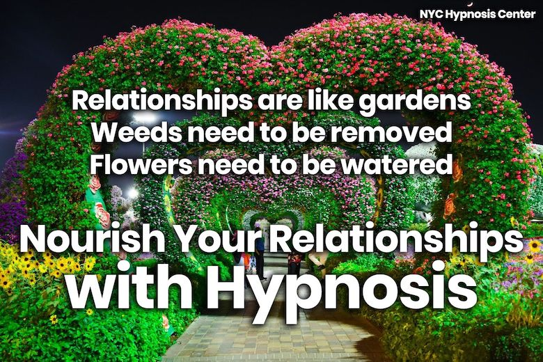 Hypnotherapy NYC for Relationships and for Falling for the Wrong Person