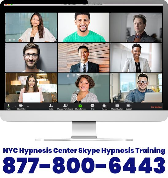 NYC Hypnosis Center Skype Hypnosis Training and Certification