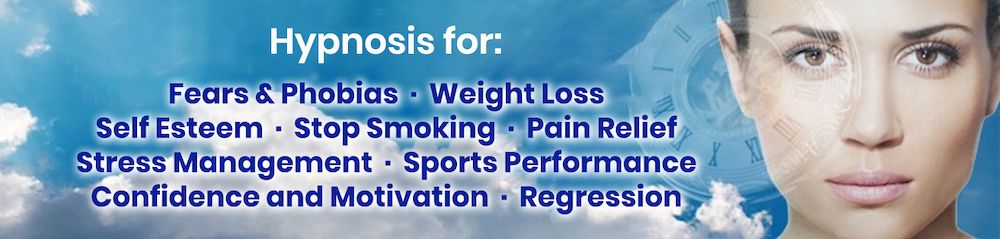 Hypnosis in NYC for quit smoking weight loss anxiety phobias confidence and regression