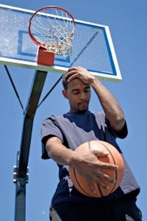 Basketball hypnosis for Peak Performance NYC