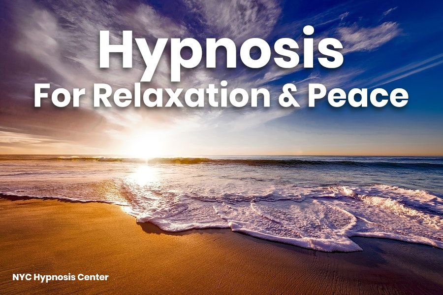 Hypnotherapy for Relaxation and Peace Hypnosis