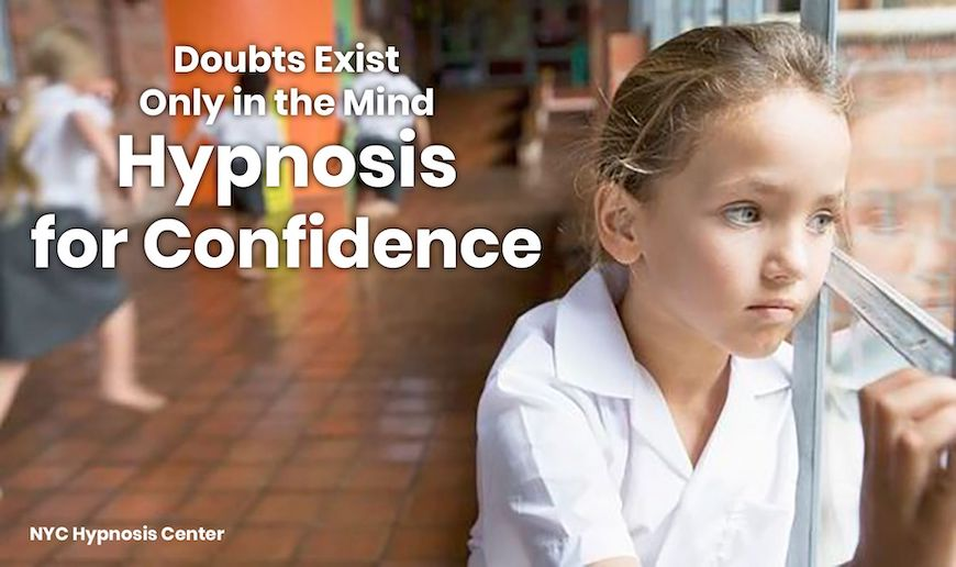 Hypnosis to Boost Your Child's Confidence NYC