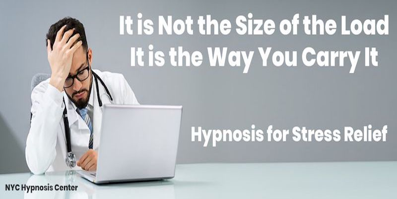 Hypnosis to Manage Stress Hypnotherapy NYC
