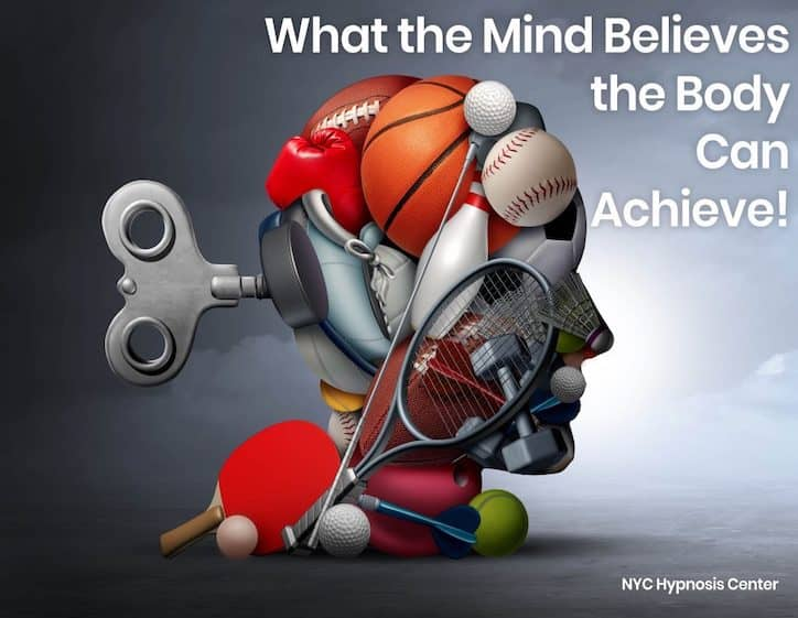 Hypnosis NYC for Sports Performance Hypnotherapy