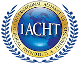 Certified by the International Alliance of Clinical Hypnotists and Therapists